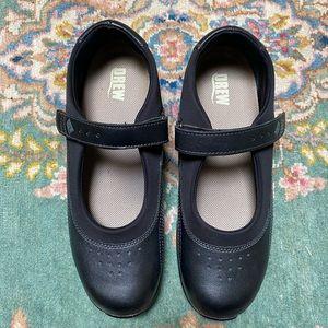 DREW orthopedic Black Maryjane Shoe